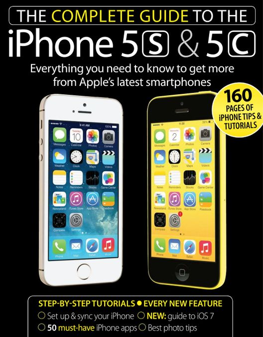 The Complete Guide to the iPhone 5s & 5c