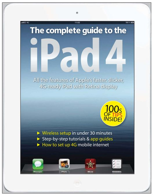 The Complete Guide to the iPad 4