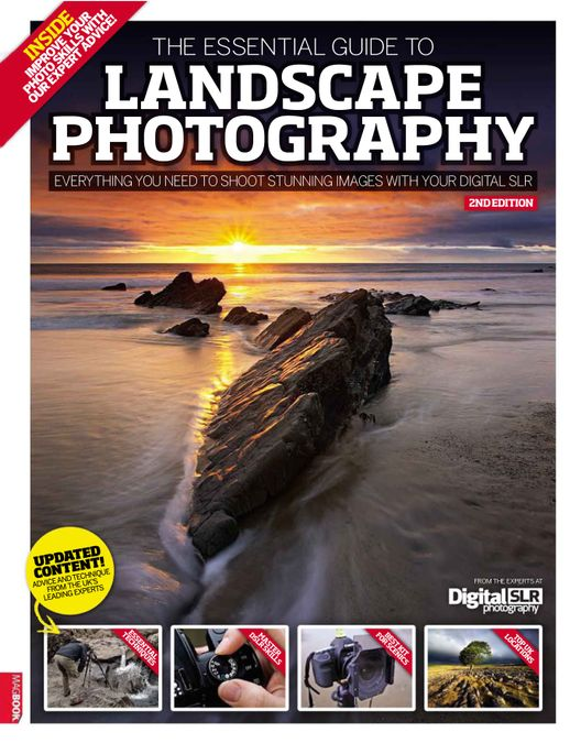 The Essential Guide to Landscape Photography 2nd edition