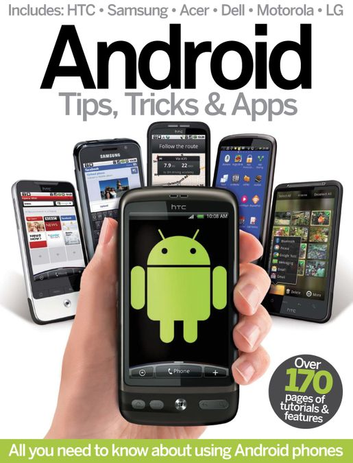 Android Tips, Tricks & Apps Vol 1