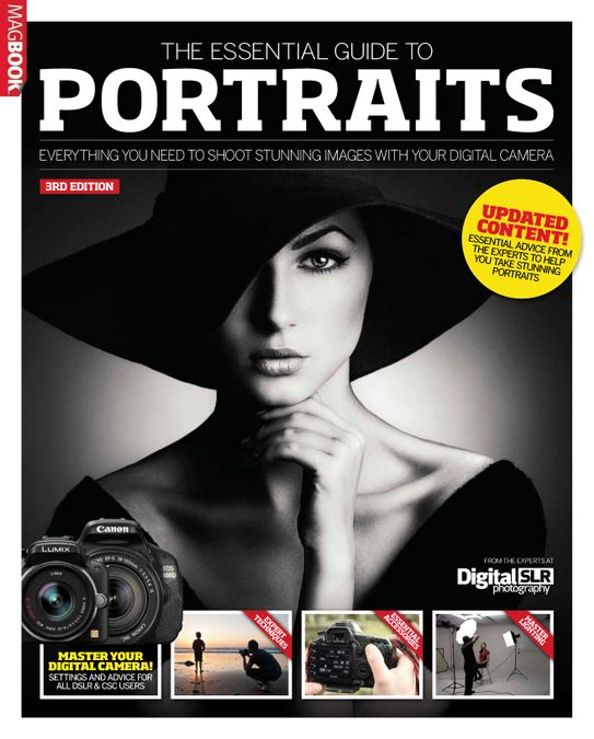 The Essential Guide to Portraits 3