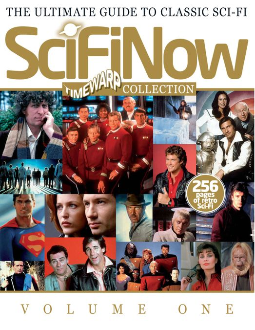 SciFiNow Time Warp Collection