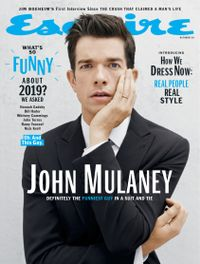 September 30, 2019 issue of Esquire