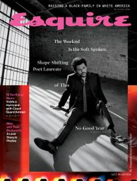 September 01, 2020 issue of Esquire
