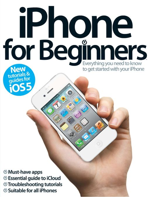 iPhone for Beginners Revised Edition