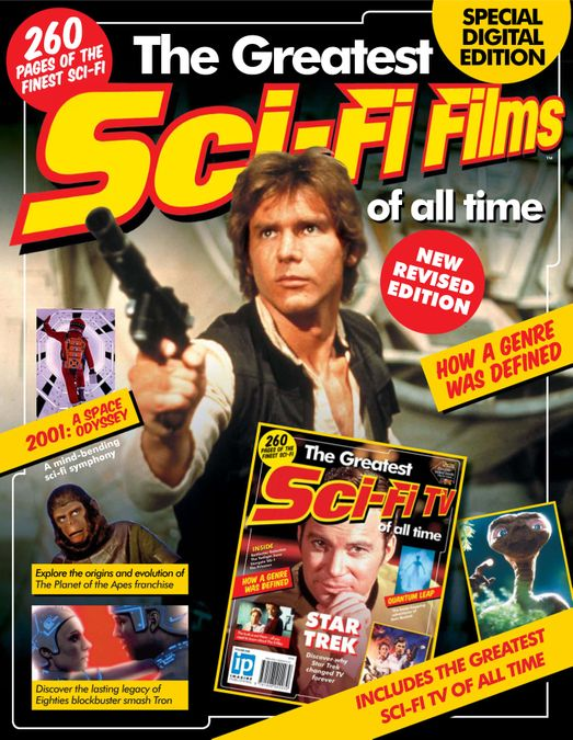 The Greatest Sci-Fi Films_TV of All Time Revised Edition
