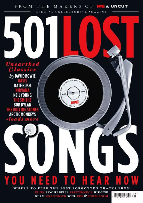 NME Icons 501 Lost Songs