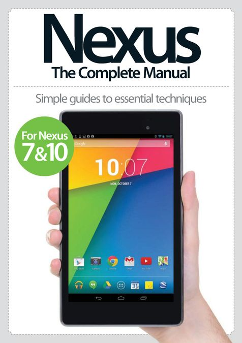 Nexus: The Complete Manual