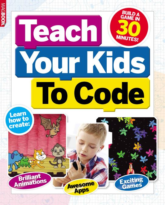 Teach Your kids to code