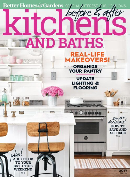 Before & After Kitchens and Baths