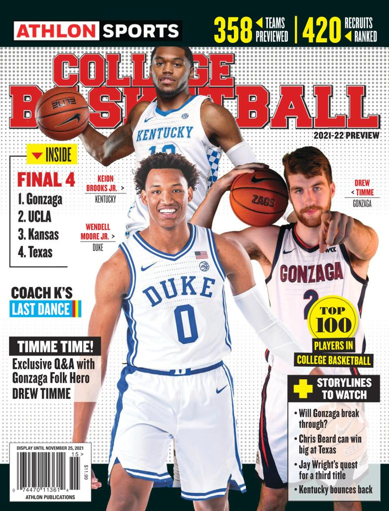 Athlon Sports - Subscription Subscriptions