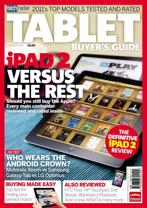 The Tablet Buyer's Guide