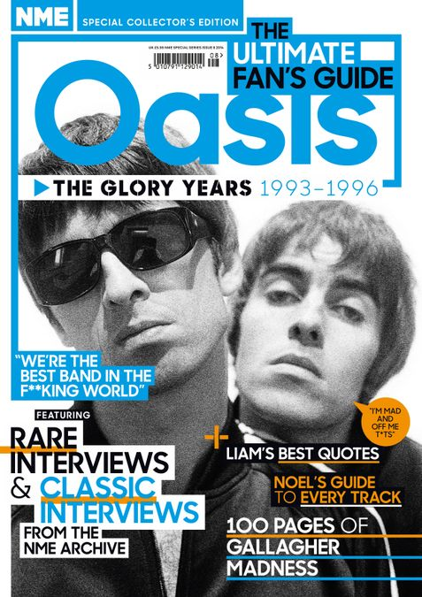 NME Special Collectors´ Magazine - Oasis