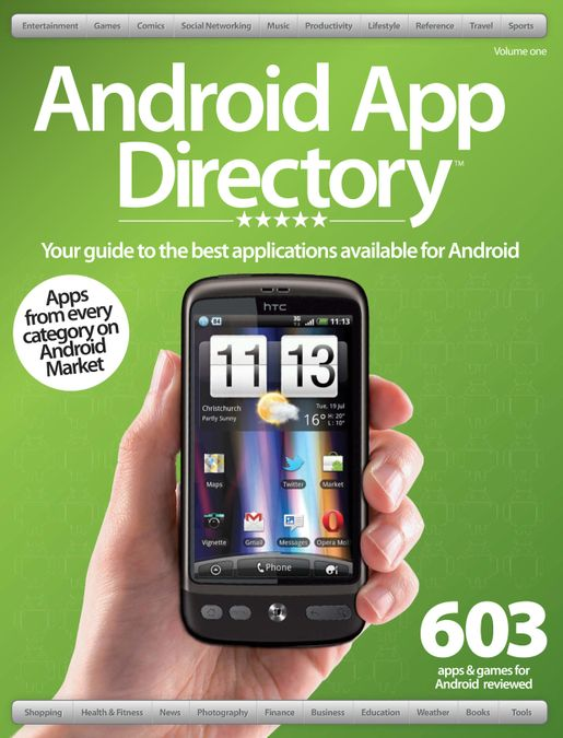 Android App Directory Vol 1