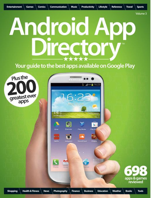 Android App Directory Vol 3