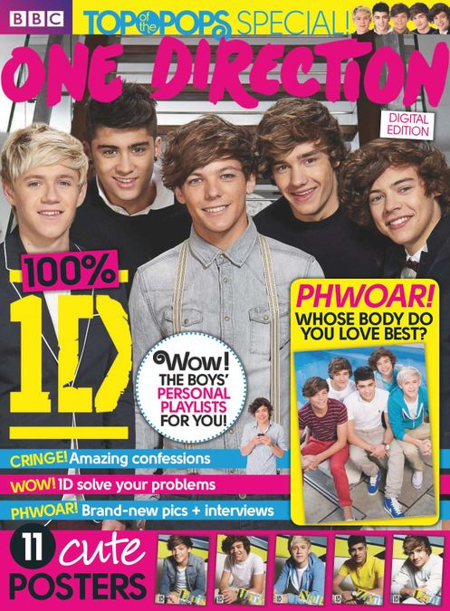 Top Of  The Pops Special - One Direction