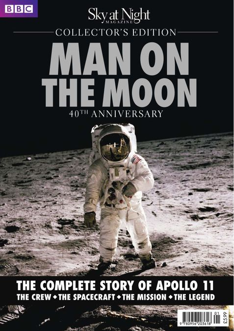 Man on The Moon Collector's Edition