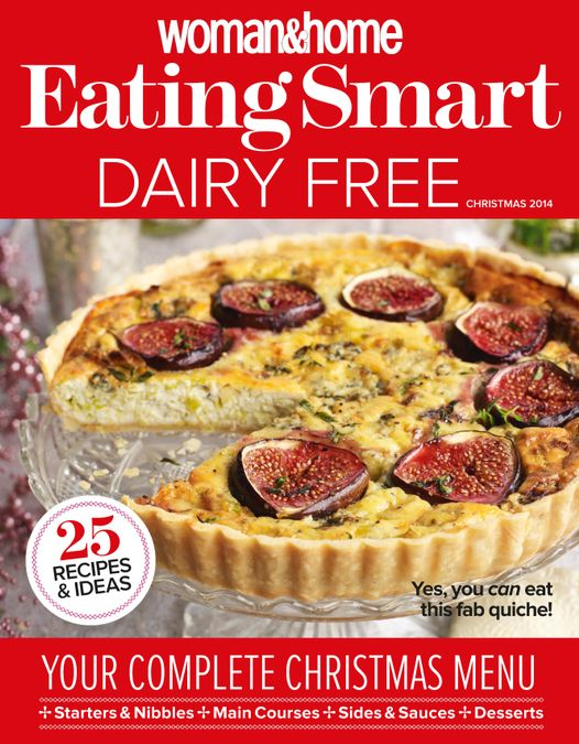 Eating Smart Christmas, Dairy Free
