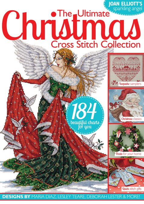The Ultimate Christmas Cross Stitch Collection