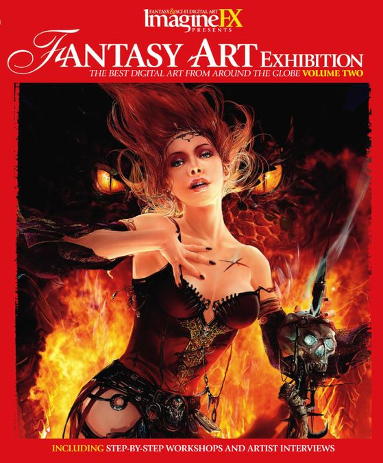 Fantasy Art Exhibition: Volume 2
