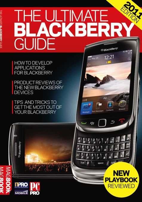 The Ultimate Blackberry Guide 3rd edition
