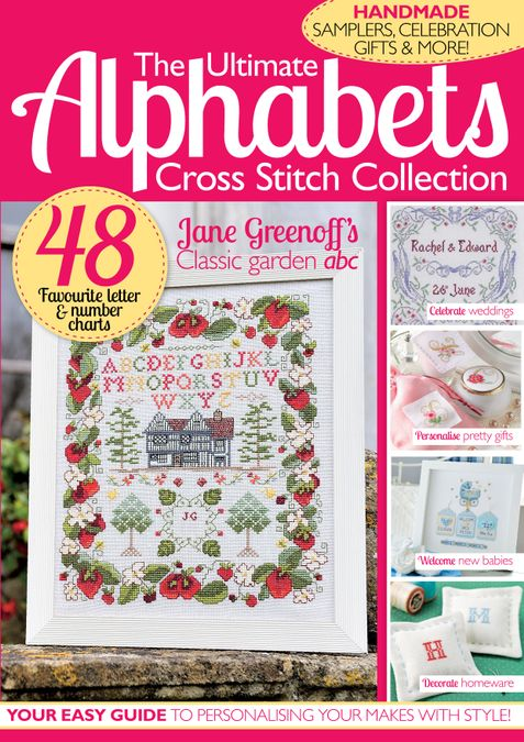 The Ultimate Alphabets Cross Stitch Collection