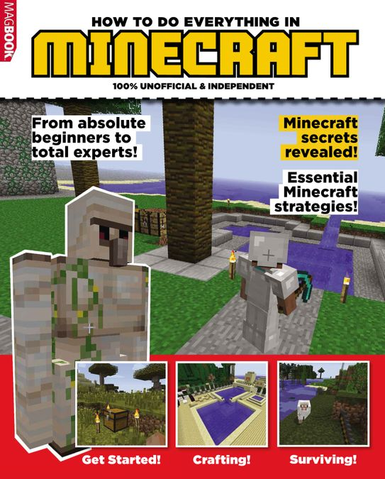 HOW TO DO EVERYTHING IN MINECRAFT