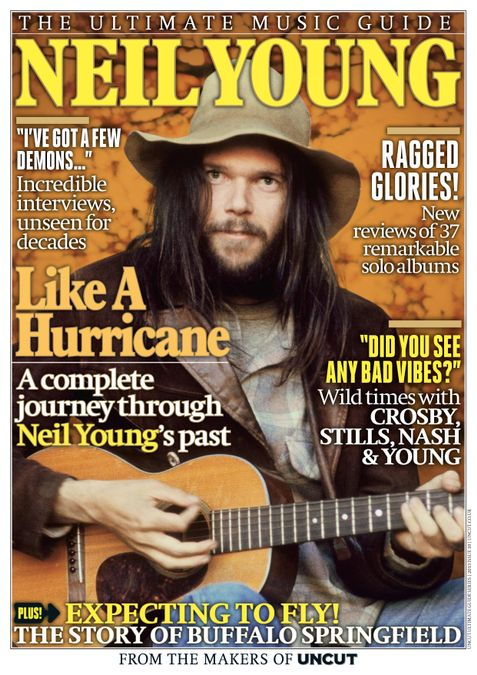 The Ultimate Music Guide: Neil Young