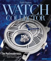 January 01, 2014 issue of Robb Report Watch Collector