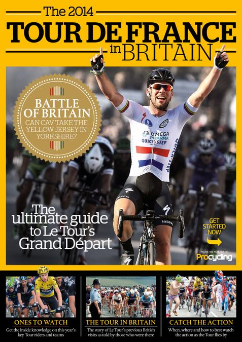 The 2014 Tour de France in Britain