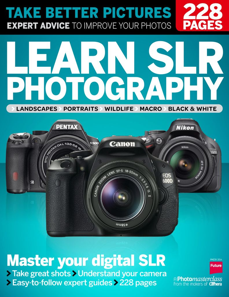 Learn SLR Photography - Issue 500480069
