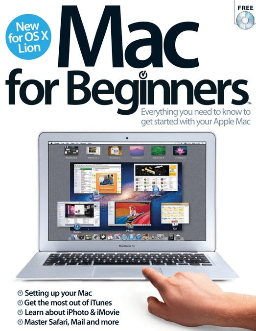 Mac for Beginners Revised Ed.
