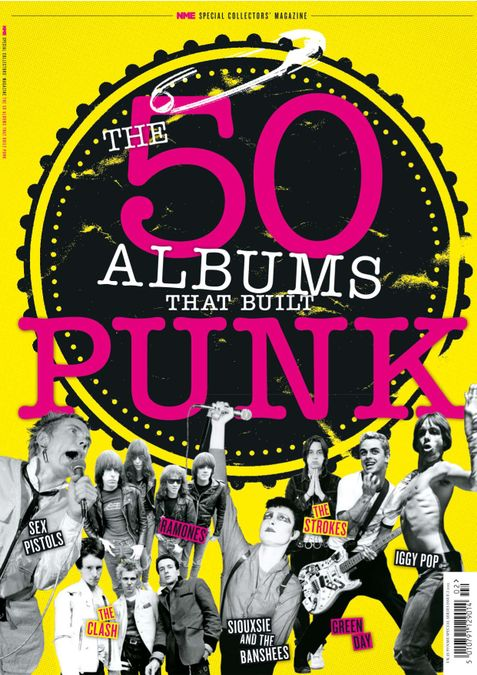 NME: The 50 Albums That Built Punk