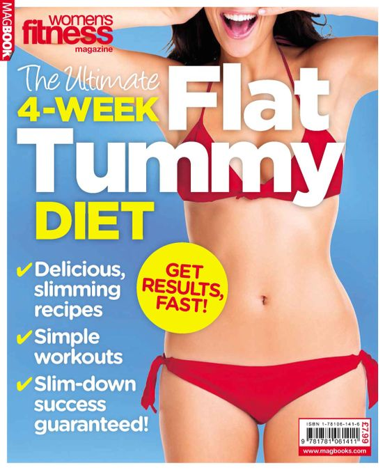 The Ultimate 4-Week Flat Tummy Diet