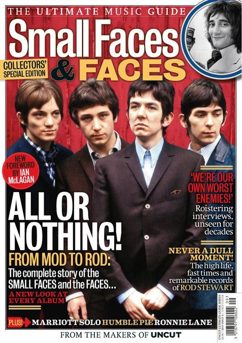 The Small Faces - The Ultimate Music Guide