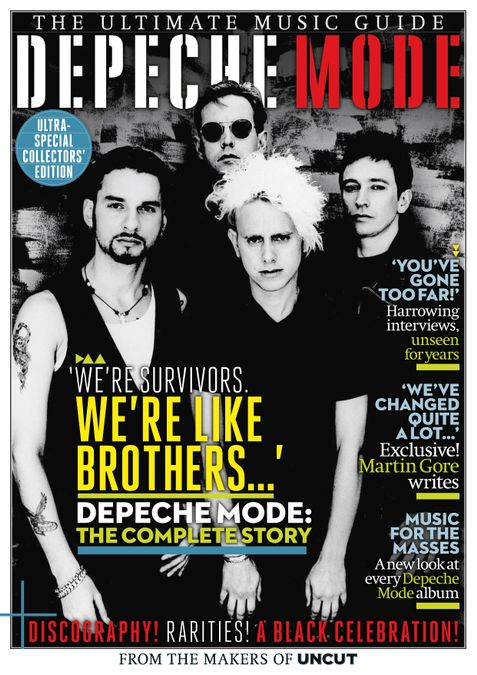 Depeche Mode - The Ultimate Music Guide
