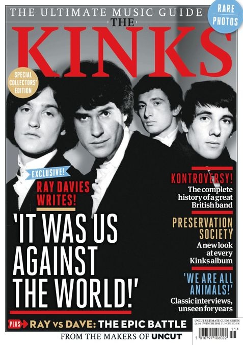 The Ultimate Music Guide: The Kinks