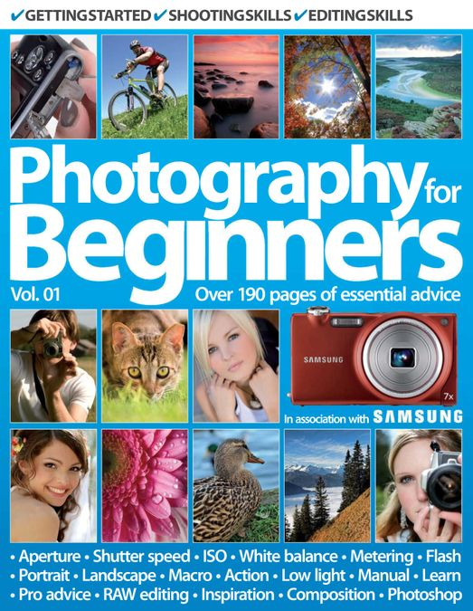Photography For Beginners Vol 1