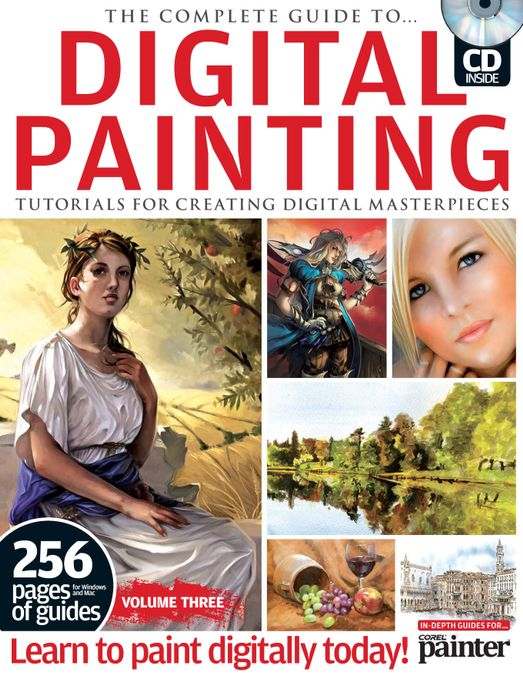 The Complete Guide to Digital Painting Vol. 3
