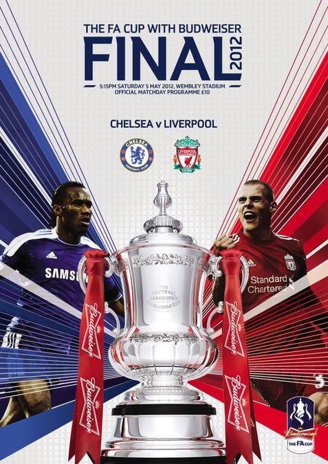 FA Cup Final 2012 Liverpool v Chelsea