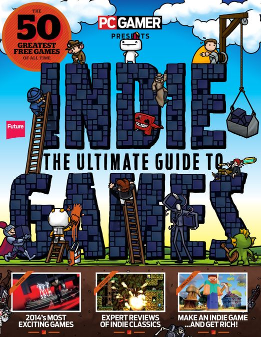 The Ultimate Guide to Indie Games