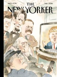 February 01, 2016 issue of The New Yorker