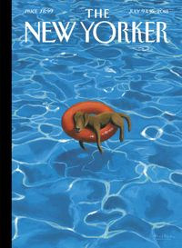 July 08, 2018 issue of The New Yorker