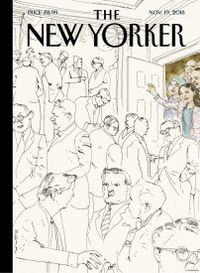 November 18, 2018 issue of The New Yorker