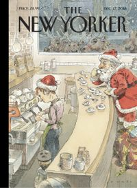 December 16, 2018 issue of The New Yorker