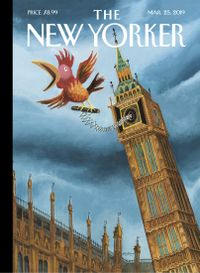 March 24, 2019 issue of The New Yorker