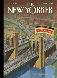 March 31, 2019 issue of The New Yorker