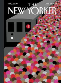 July 21, 2019 issue of The New Yorker