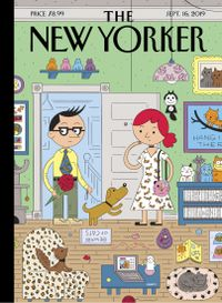 September 15, 2019 issue of The New Yorker