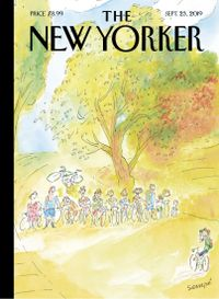 September 22, 2019 issue of The New Yorker